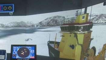Ice Navigation simulator